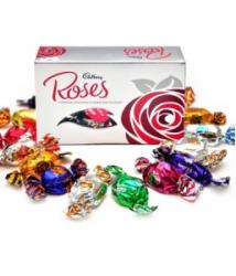 CHOCOLATE CADBURY ROSES