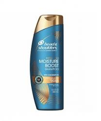 DẦU GỘI HEAD & SHOULDERS ROYAL OILS MOISTURE BOOST WITH COCONUT OIL - 400ML