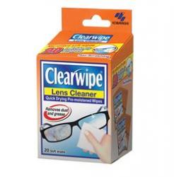 GIẤY LAU KÍNH CLEARWIPES (LENS CLEANER)