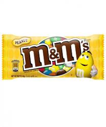 KẸO CHOCOLATE M&M'S PEANUT - 40G