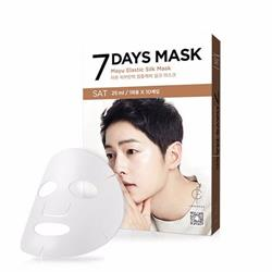 MẶT NẠ MAYU ELASTIC 7 DAYS MASK - SATURDAY