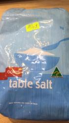 MUỐI TABLE SALT ÚC