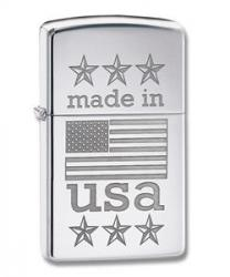 QUẸT ZIPPO MADE IN USA 29430