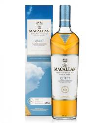 RƯỢU MACALLAN HIGHLAND SINGLE MALT SCOTCH WHISKY QUEST - 1000ML