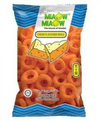 SNACK MIAOW MIAOW CHEESE 30G