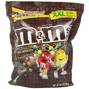 SOCOLA M&M MILK CHOCOLATE 1587gr