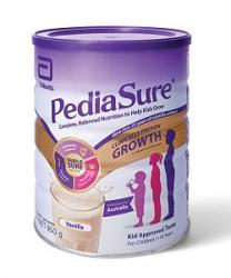SỮA PEDIASURE CLINICALLY PROVEN GROWTH HƯƠNG VANI - 850G